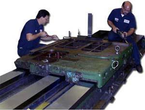 Модернизация и капитальный ремонт станков собственного производства, токарных и фрезерных