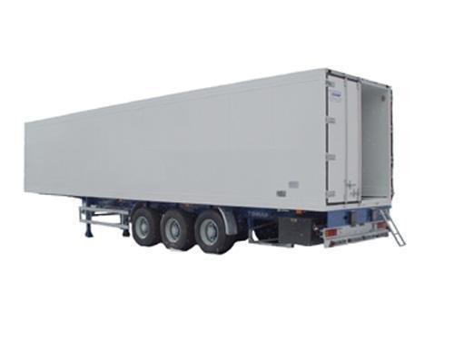 Заказать Перевозка изотермическими фургонами