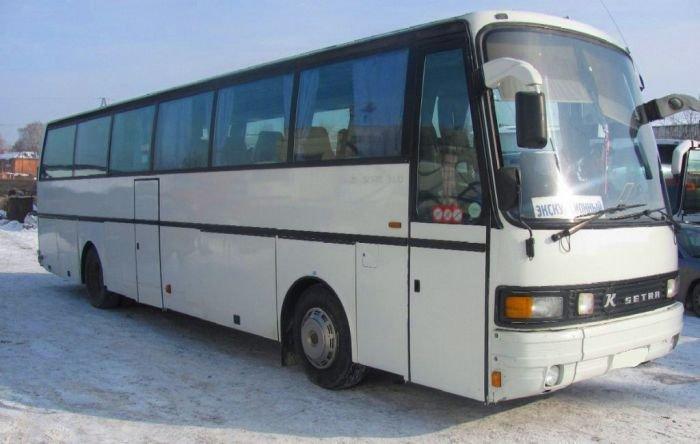 По перевозке пассажиров Автобус Setra