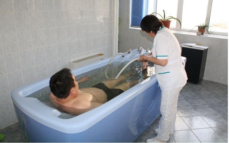 санатории с заболеванием суставов в тюменской области