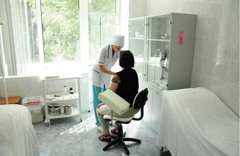 Лечение бесплодия в крыму