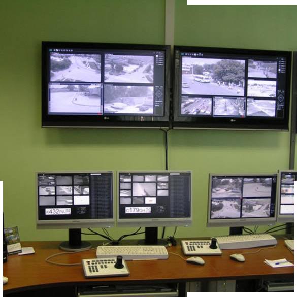 Заказать Монтаж систем наблюдения за подвижными объектами