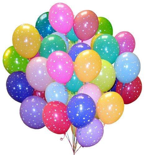 Заказать Воздушные шары с гелием