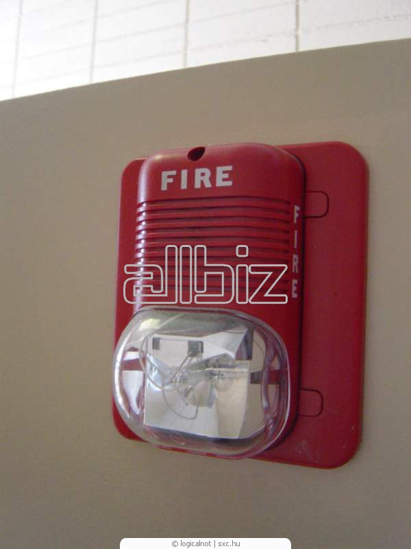 Installation of fire systems in Taraz