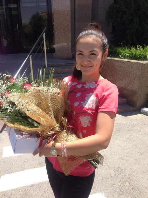 Заказать Заказ и доставка цветов в Актау от Бьюти флер