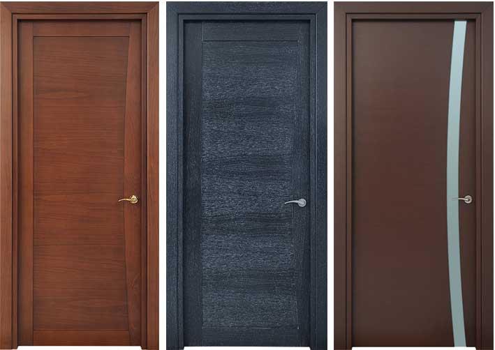 Order Installation of doors