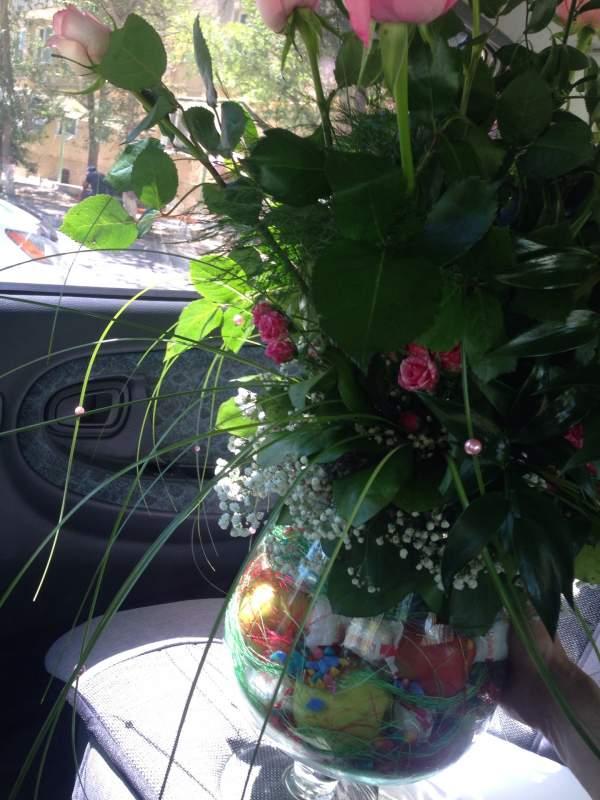 Заказать Службы доставки цветов в Актау