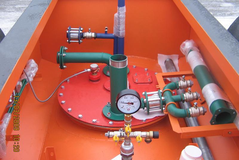 Заказать Проверка комплектности оборудования, плотности соединения узлов и элементов