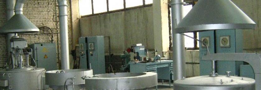 Заказать Ремонт химико-металлургического оборудования