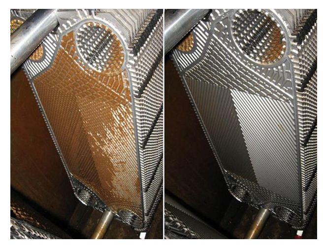Химическая промывка теплообменников горячего водоснабжения