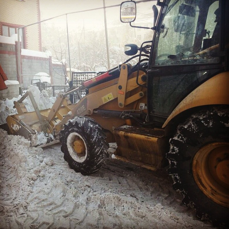 Order Cleaning and export of snow special equipmen