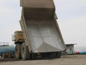 Order Production of products for cement works