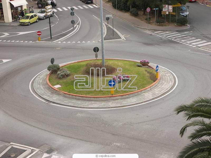 Заказать Разметка автомагистралей и автодорог местного значения