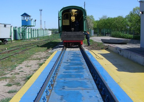 Заказать Модернизация механических вагонных весов