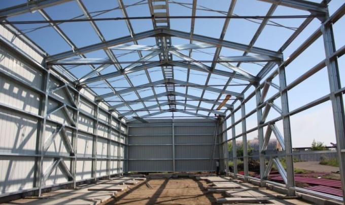 Заказать Изготовление быстровозводимые здания