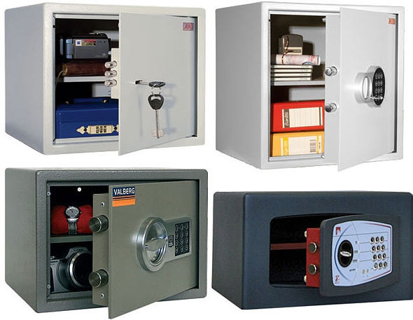 Order Guarantee service of safes