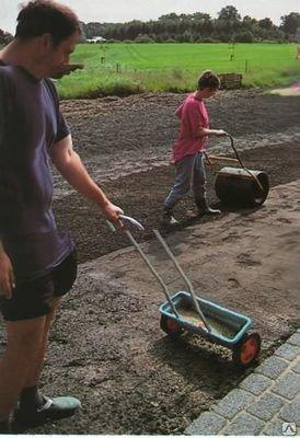 Посев газона в алматы