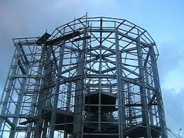 Заказать Монтаж металлических конструкций