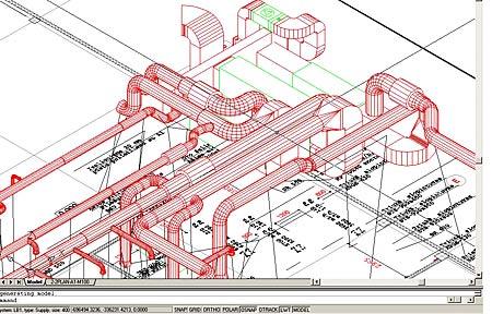 Заказать Проектирование инженерных сетей и систем