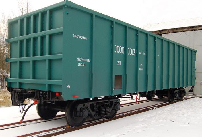 Заказать Деповской ремонт крытых вагонов, полувагонов