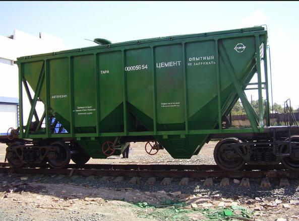 Заказать Услуги депо : ремонт вагонов-хопперов для перевозки цемента