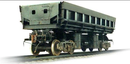 Заказать Деповский ремонт вагонов-самосвалов (думпкаров)