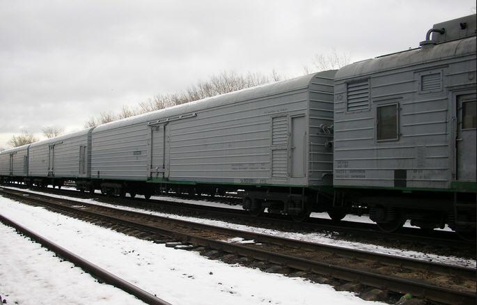 Заказать Деповский ремонт грузовых вагонов рефрижераторных секций