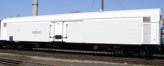 Заказать Ремонт вагонов специального назначения: ИВ-термосы