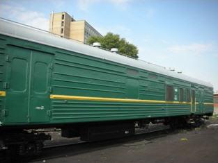 Заказать Ремонт вагонов специального назначения: почтовобагажные