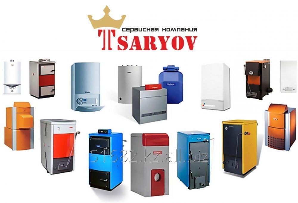 Заказать Монтаж котлов и систем отопления в Усть-Каменогорске под ключ!