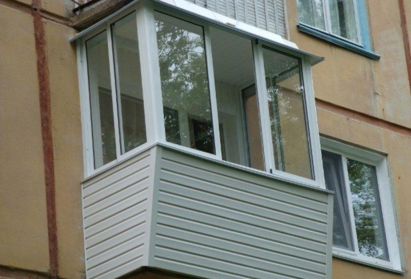 Заказать Остекление балконов и лоджий