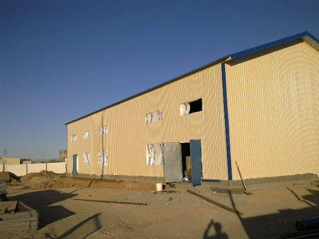 Заказать Строительство зданий из ЛМК