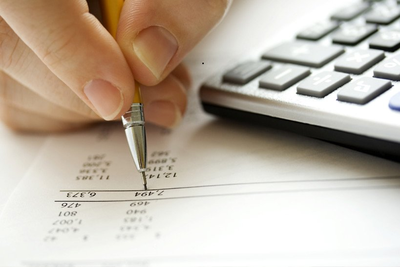 Order Consultation of accounting and taxation