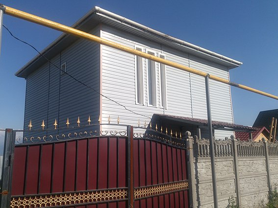 Заказать Строительство каркасных домов из фибролита