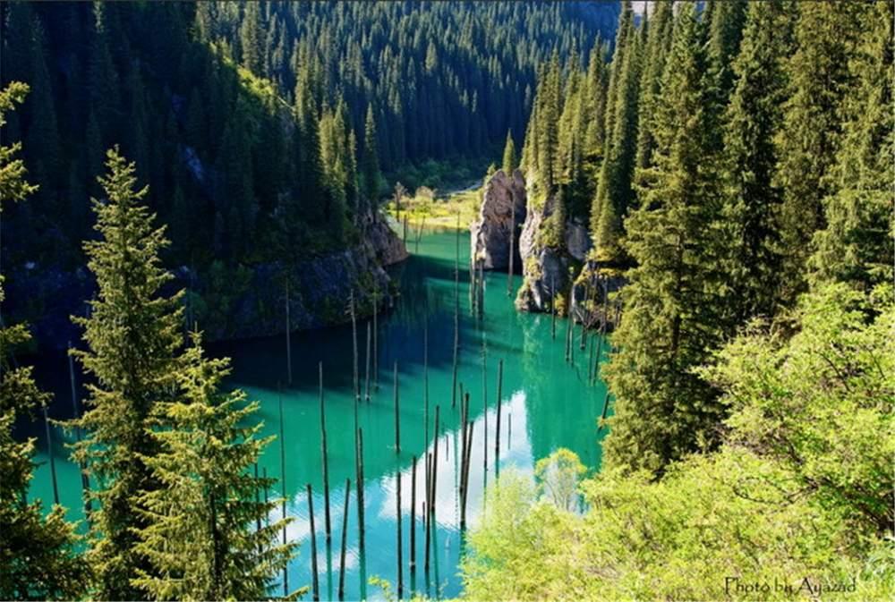 Заказать Тур по Казахстану на Кольсайские озера