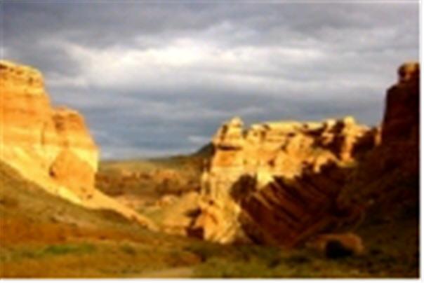Заказать Тур по Казахстану Чарынский природный парк