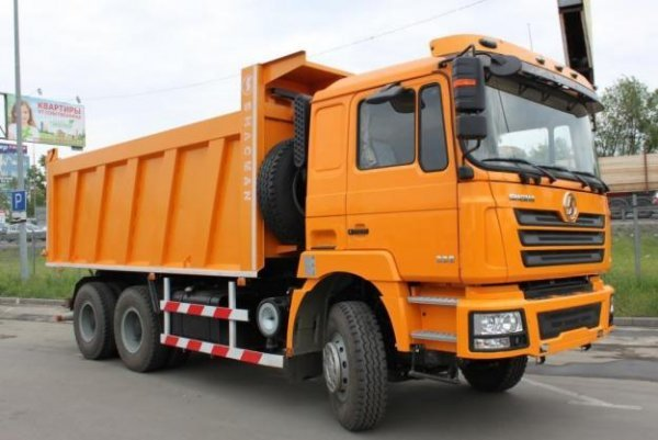 Order Services of the Chinese dump trucks 25tn
