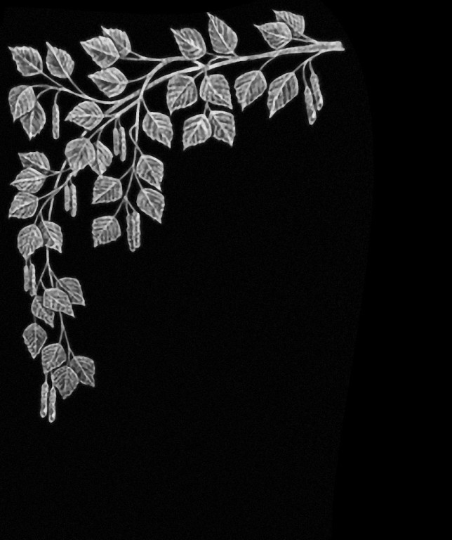 Заказать Гравировка Ветвь