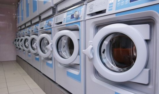 Services of laundries
