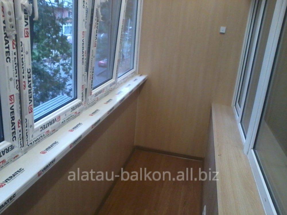 Ремонт, утепление и остекление балконов качественно под ключ.