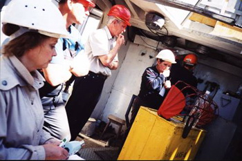 Order Training in health and safety at the enterprise