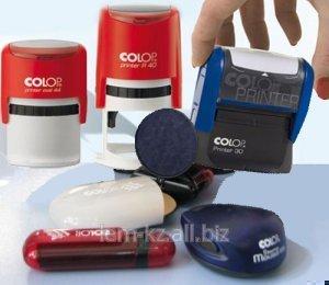 Лазерное изготовление печатей и штампов