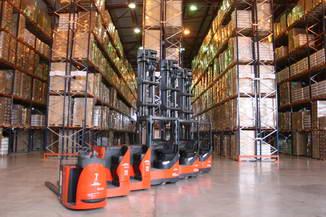 Заказать Хранение и обработка грузов