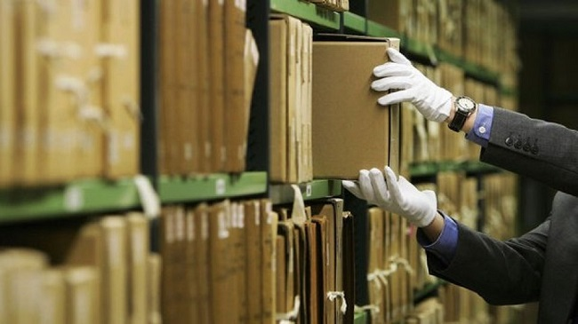 Заказать Утилизация архивов