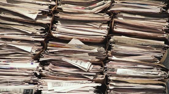 Заказать Утилизация бухгалтерских документов