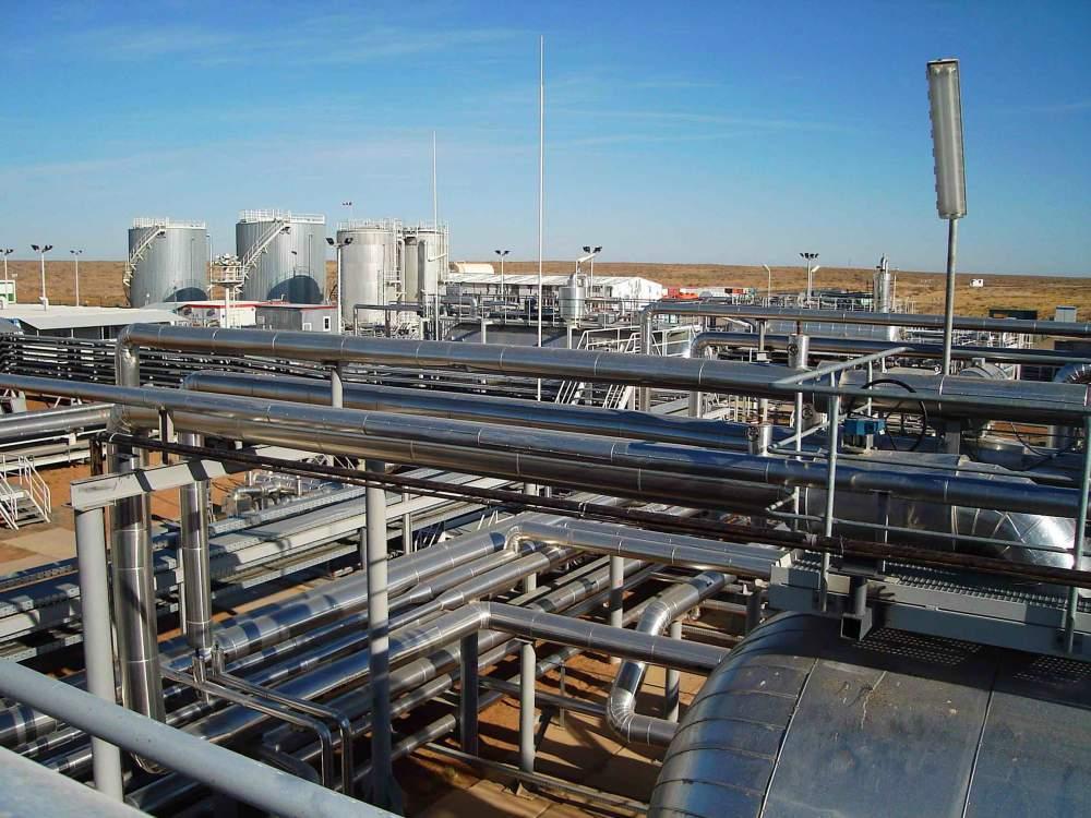 Проектирование обустройства нефтегазовых месторождений