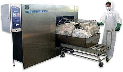 Заказать Утилизация медицинских отходов и аппаратов