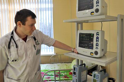 Заказать Ремонт кардиологического оборудования Лаз Мед Сервис