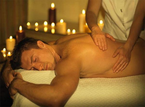 Эротический Аквапенный массаж