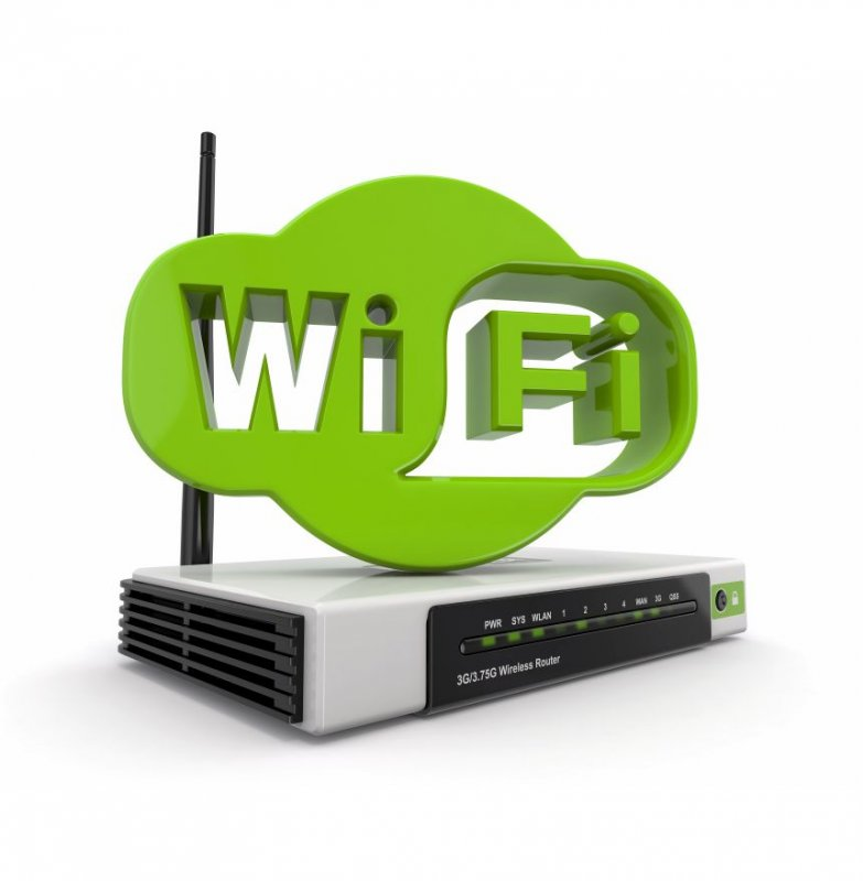 Заказать Установка и настройка беспроводной сети Wi-Fi